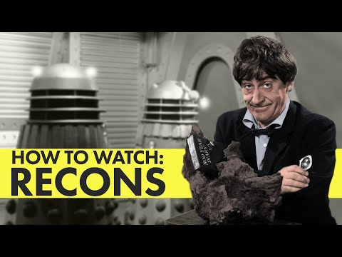 Doctor Who: How To Watch Loose Cannon Reconstructions