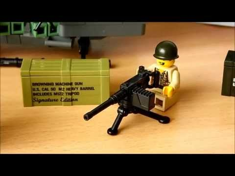 BrickArms Opening/Review M1917A1,