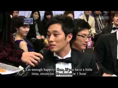 [EngSub] So Ji Sub Interview 2009