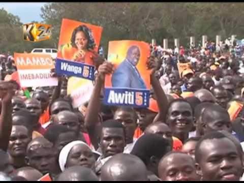 Vinara wawashinikiza wakazi kujitokeza kwa wingi Agosti 8
