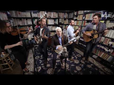 Steve Martin with the Steep Canyon Rangers - Full Session - 9/29/2017 - Paste Studios - New York, NY