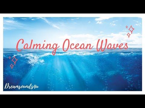 ASMR: Calming Ocean Sounds For Sleep