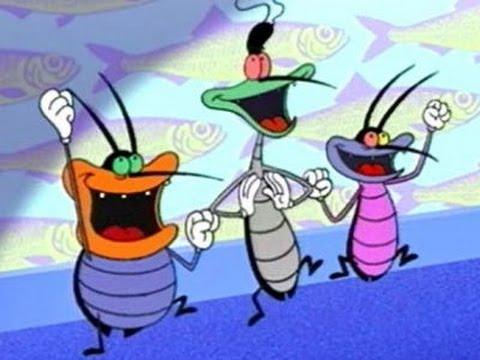 оджи и тараканы скачать торрент - фото 8