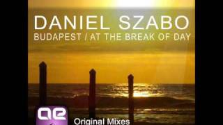 Daniel Szabo - At The Break Of Day (Original mix)