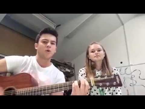 Damian Marley - Still Searching (Cover by Nick Shillito and Avril Tricker)