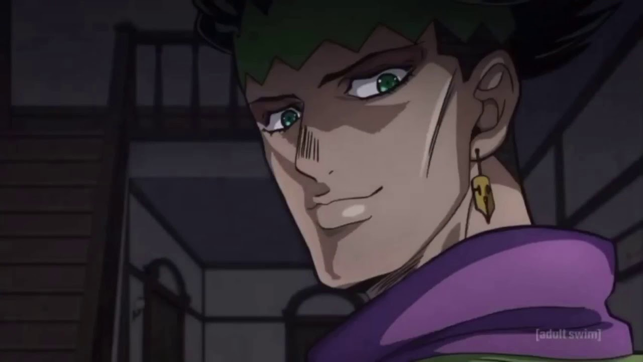 Rohan Kishibe - English Dub [Jojo's Bizarre Adventure Part 4 Diamond Is  Unbreakable]