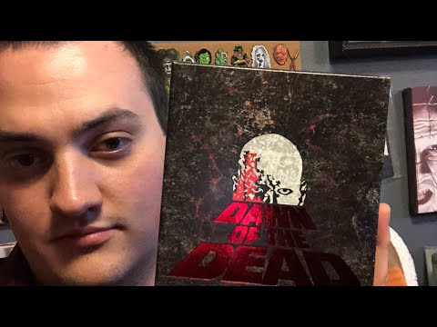 Dawn Of The Dead (1978) XT Video Collector Blu-ray