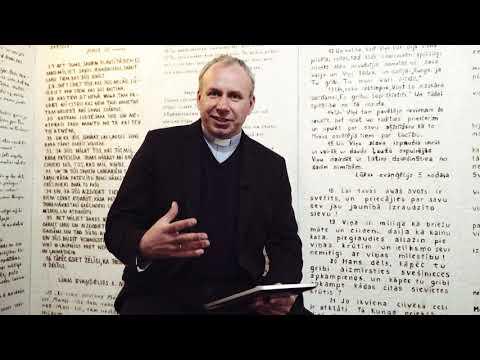 Rīgas Svētā Pāvila draudzes video svētbrīdis | 19.04.2020.
