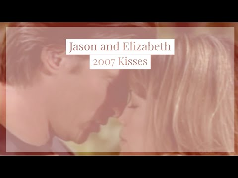 Jason And Elizabeth // Ours To Keep {2007 Kisses}