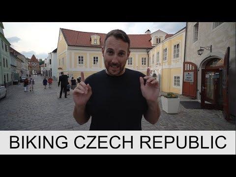 Biking Touring Czech Republic - DAY 7 - Hluboká nad Vltavou to Český Krumlov