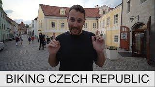 Bikepacking Czech Republic - DAY 7 - Hluboká nad Vltavou to Český Krumlov