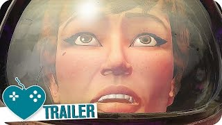 HEADLANDER Story Trailer (2016) PS4, PC Game