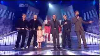 Connie Talbot and the dreams at Britain