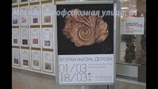 Открытие и Обзор выставки