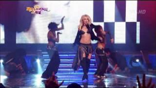 Britney Spears - Toxic - Live in Korea