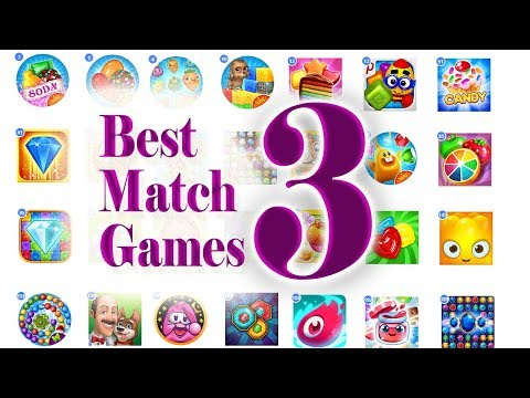 Best Match 3 Games 2018