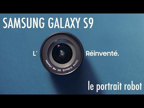 SAMSUNG GALAXY S9 - Portrait Robot à Quelques heures de son Annonce