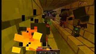 Minecraft сериал:Выжить любой ценой 1 серия