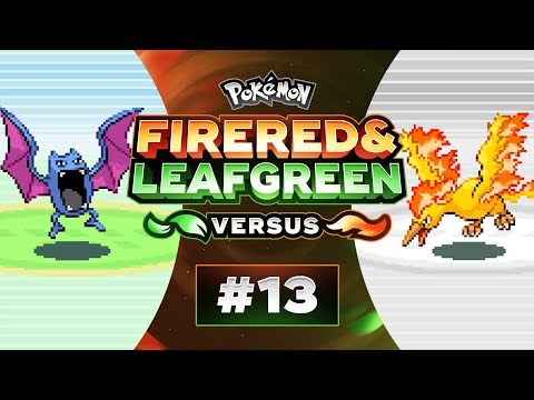 Pokemon Fire Red and Leaf Green Versus - EP13 | The Butterfly Effect!