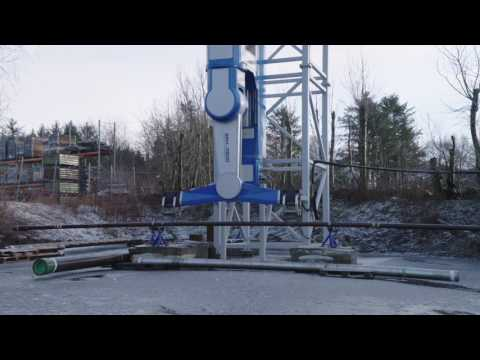Robotic Drilling Systems - Complete RDS Robot Stars Video