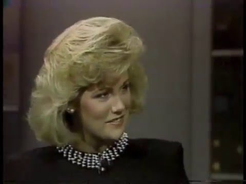 Paul, 1st Top 10, Susan Akin on Late Night, Sept. 18, 1985