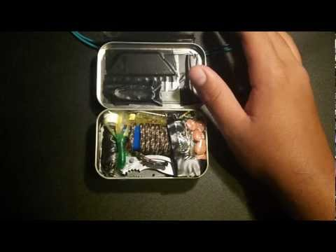 Altoids Tin Survival Kit!