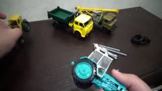 Трактори історія люди машини ЮМЗ-6 АЛ