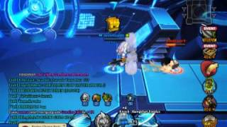 Lost Saga Combo Zorro With Arcanist Robe and Combo DIE