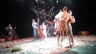 "Curtain Call of Kneehigh's ""The Wild Bride"" at St. Ann's Warehouse, New York"