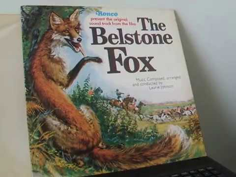 THE BELSTONE FOX 1973  FILM MUSIC. laurie johnson