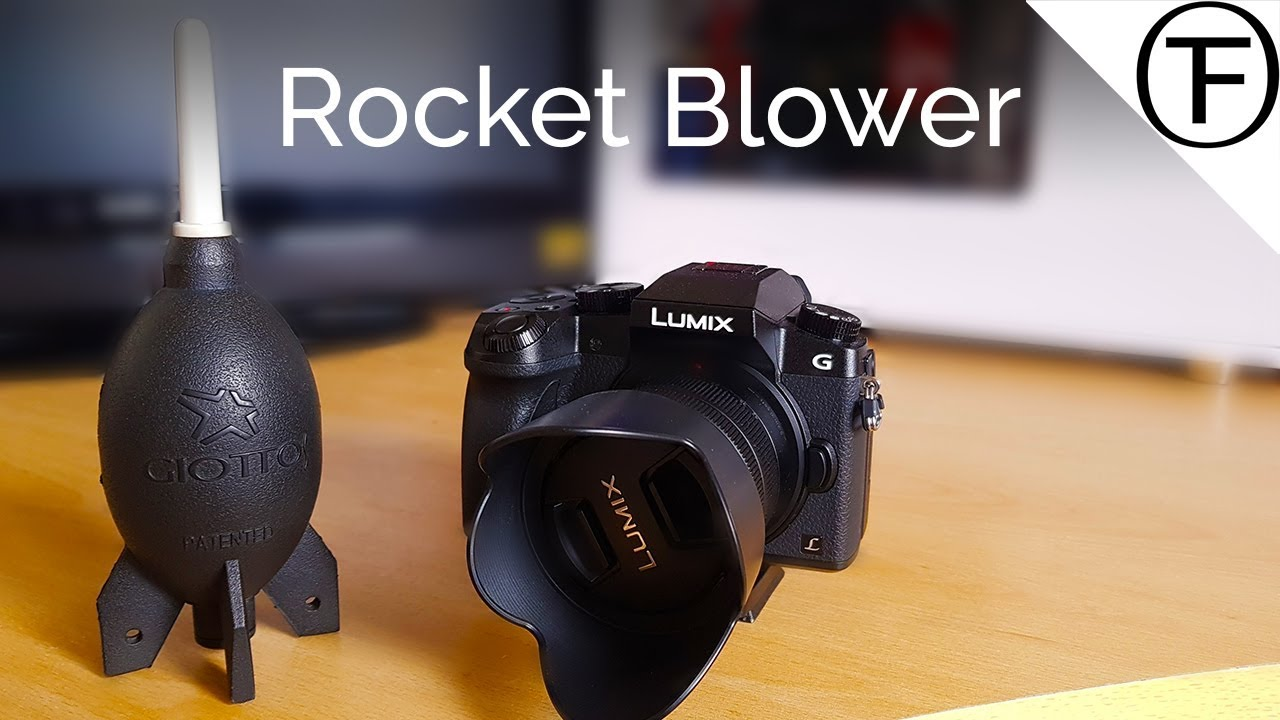 Camera Rocket Blower : Camera cleaning with the giotto rocket air blaster youtube