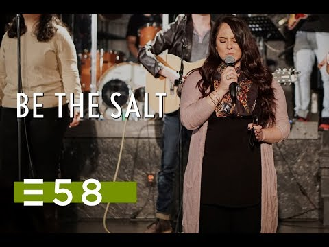 Be the Salt | Jennifer Toledo | Expression 58