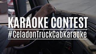 Celadon Truck Cab Karaoke