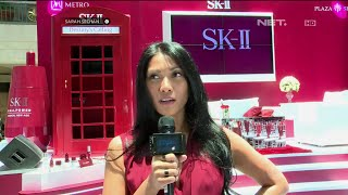 Anggun on Sarah Sechan Show (SK-II #ChangeDestiny) 25/9/15 [ENG Captions]