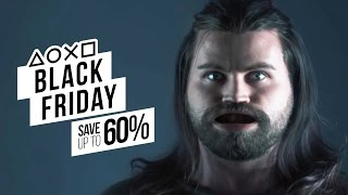 PlayStation Store - Black Friday Promotional Trailer