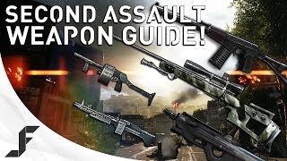 Second Assault Weapons Guide - Battlefield 4
