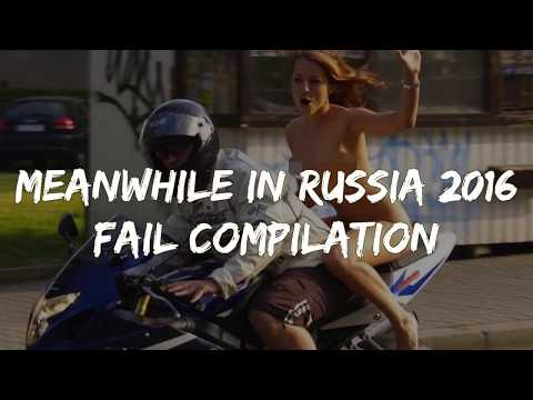 Meanwhile In Russia  2016 - Russian Fail / Win Compilation #9