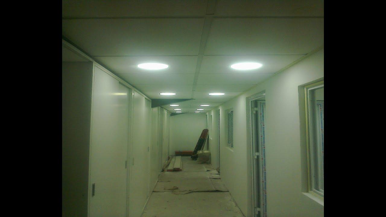 construction et travaux decoration ( cloison ) de séparation ...