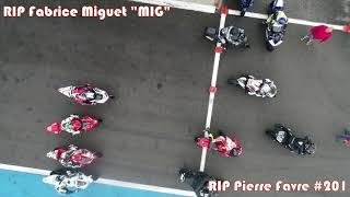 Hommage à Fabrice Miguet et Pierre Favre