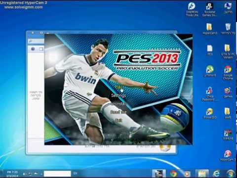 How to download and install PES 2013 utorrent