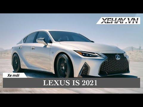 Lexus IS 2021 trình làng: Sắc nét, nhiều công nghệ hơn  XEHAY.VN 
