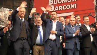 Illegale Parteienfinanzierung? Luft für Salvini wird dünner