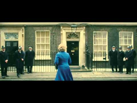 THE IRON LADY - On Blu-ray and DVD NOW