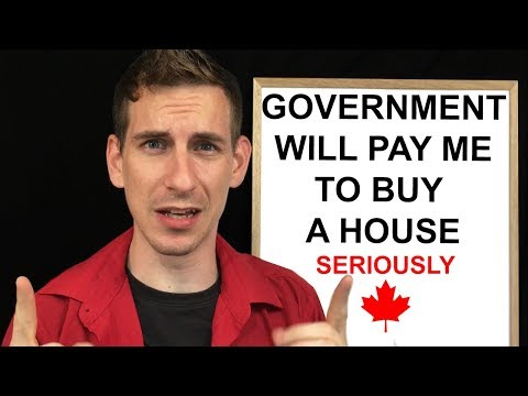 Canada Will Pay You To Buy Real Estate .... Seriously