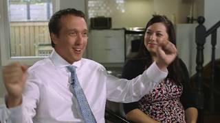 How to be led by God: Trevor and Zuzka Ellis Testimony