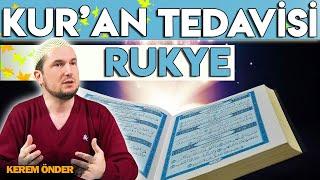 Kur'an tedavisi - Rukye - 10.02.2015 / Kerem Önder