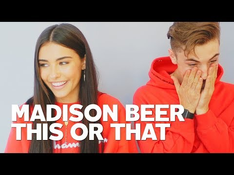 Madison Beer Plays RAW's This Or That