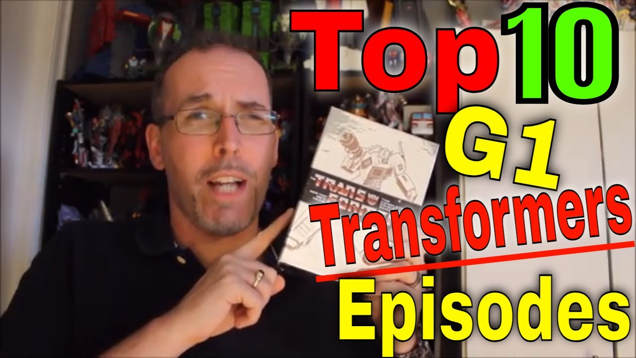 GotBot Counts Down: The Top 10 Most Quintessential G1 Transformers Epsiodes