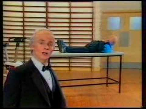Bobby Davro, ridiculous Paul Daniels Impression
