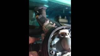 AX probleme coupure moteur injection